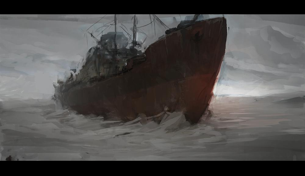 E.O.W Round #180: Arctic Desert Shipwreck